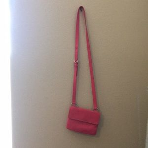 Cole Haan Hot Pink Small Purse